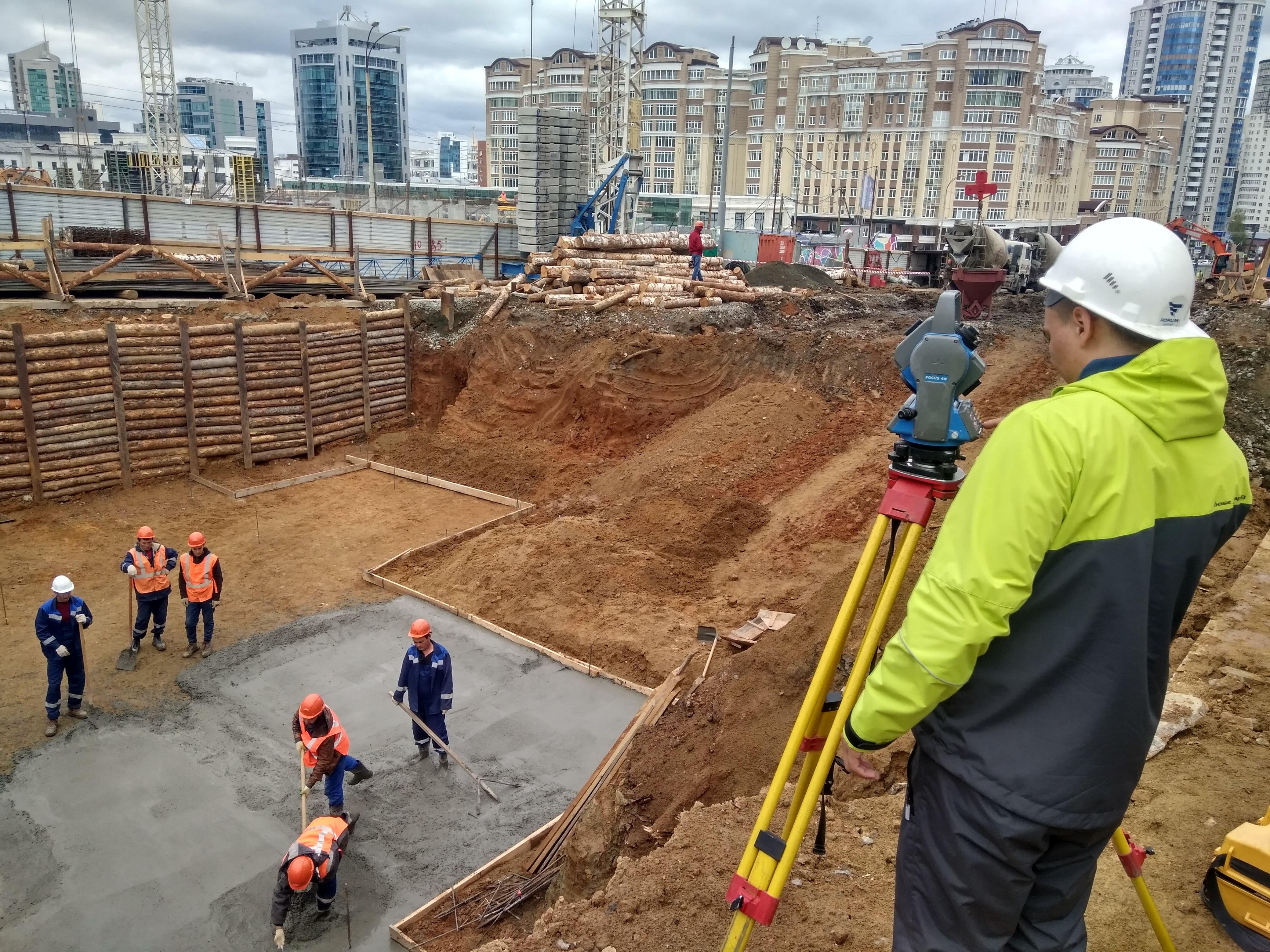 Инженерные изыскания для проектирования и строительства