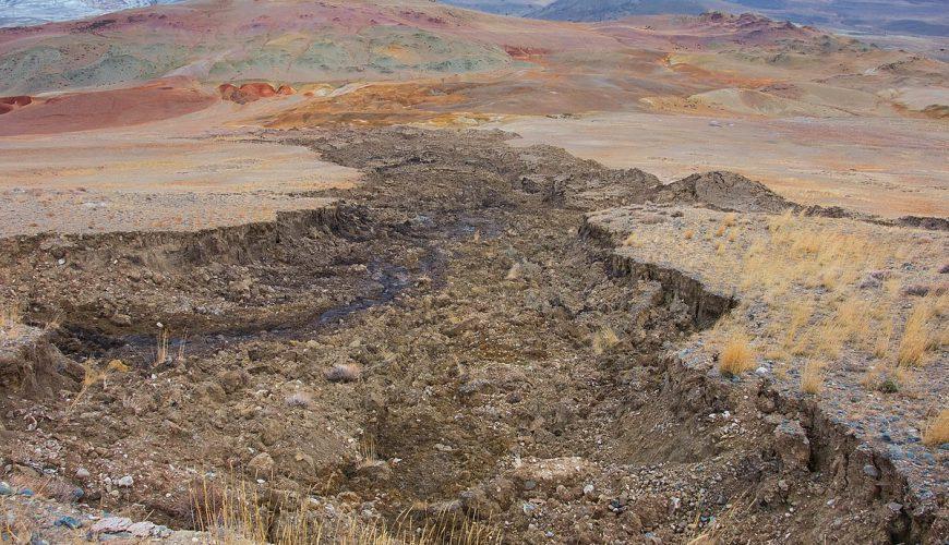 Геокриологический мониторинг